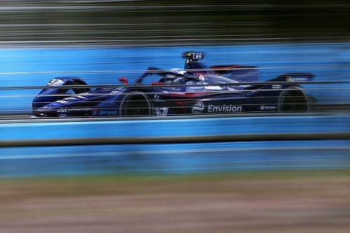 Воскресная квалификация Формулы Е в Риме превратилась в схватку двух новичков