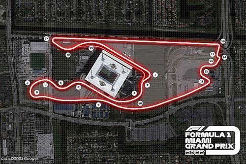 F1: Il Gran Premio di Miami entra nel calendario 2022
