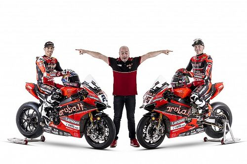 Ducati unveils 2021 World Superbike challenger