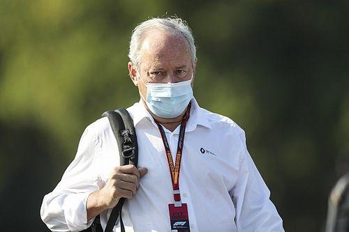 Presiden Renault F1 Mundur Akhir 2020