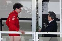 Ferrari-vezérigazgató: nagyon meg vagyok elégedve Mattia Binotto munkájával