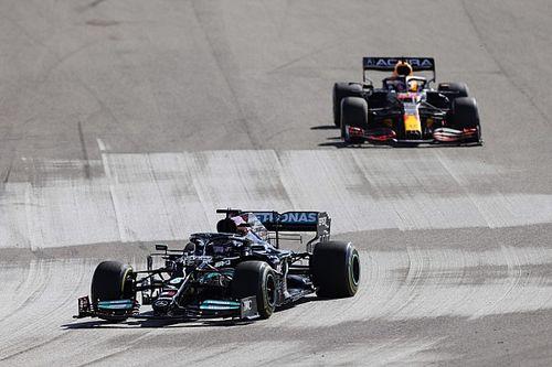 Hamilton ne pouvait pas espérer mieux que la deuxième place