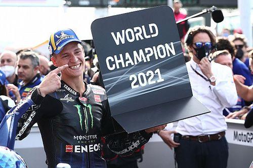 Fabio Quartararo est Champion du monde!