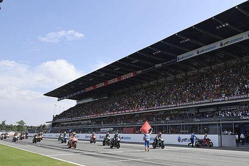 MotoGP ponownie bez Tajlandii