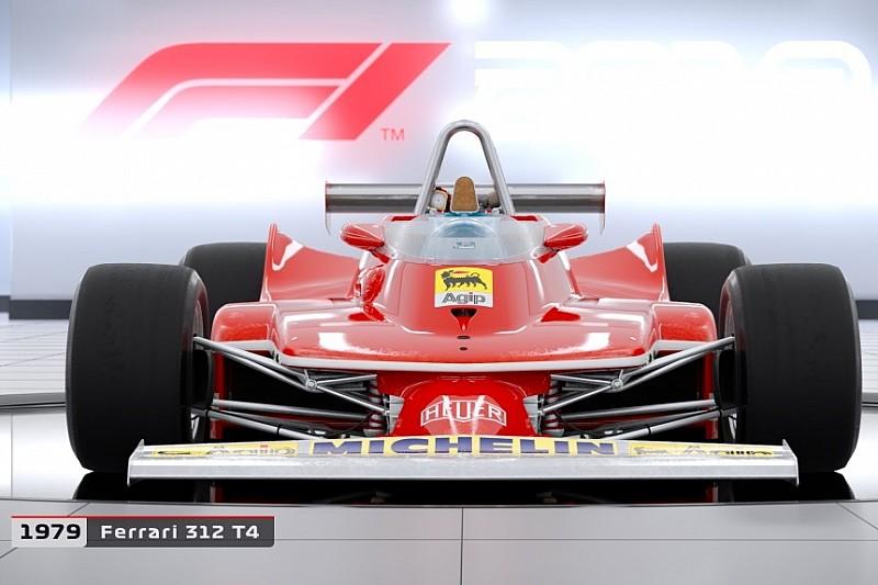 Codemasters, F1 2018'de yer alacak klasik araçların tam listesini yayınladı