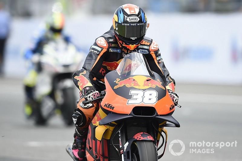 У KTM не сприйняли за катастрофу провал у Таїланді