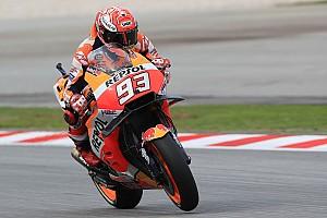 MotoGP Malaysia: Marquez pole position, Dovizioso terjatuh