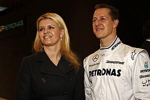 Sabine Kehm: Privat war Michael Schumacher