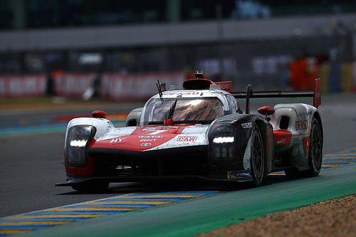 Toyota, Le Mans'daki yakıt basıncı sorunlarını çözdü