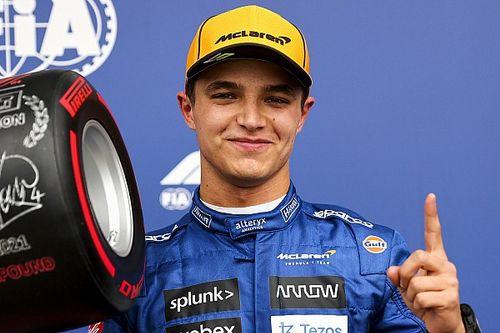 """Norrisnak esélye sincs? – A McLaren szerint a Mercedes """"másik ligában"""" játszik"""