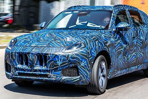Már pontos időpontja is van az új Maserati-crossover bemutatójának
