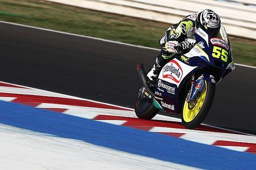 Moto3サンマリノ予選:フェナティが今季3度目のポール獲得。日本勢は佐々木が最上位13番手