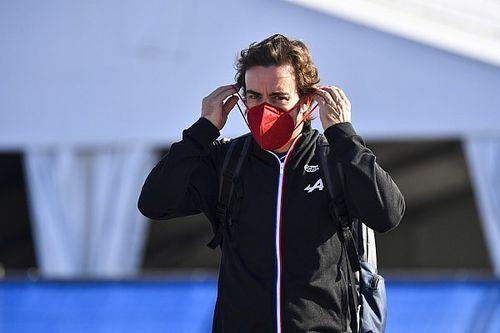 Fernando Alonso Merasa Formula 1 Masih Butuh DRS