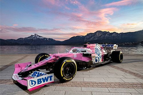 Racing Point explique la perte de son sponsor-titre