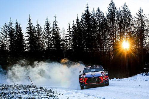 Lokasi Reli Swedia untuk WRC 2022 Dipindah