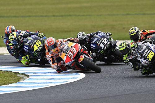 Nowy kalendarz MotoGP 2020