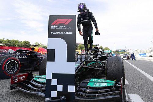 F1: Confira o resultado final do GP da Espanha, com vitória de Hamilton