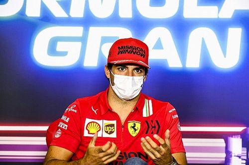"""Sainz: """"Mi piacerebbe togliere l'ultima chicane di Barcellona"""""""