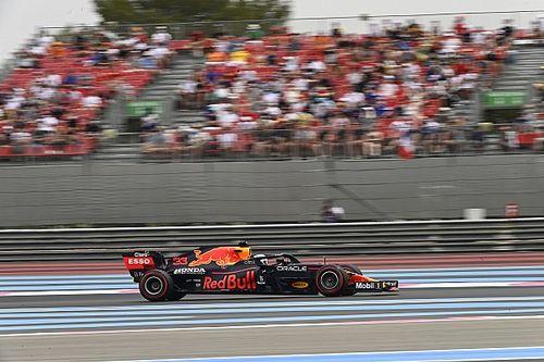 F1フランスGP予選速報:フェルスタッペン驚速ポールポジション。角田裕毅、痛恨のQ1クラッシュでノータイム