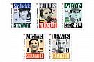 Nos 50 anos do GP do Canadá, Senna e outros viram selos