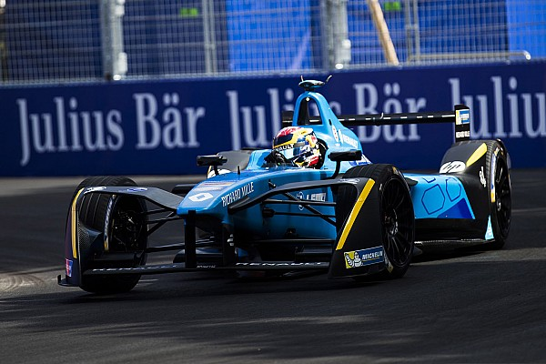 Buemi says last-minute rebuild to thank for Paris win