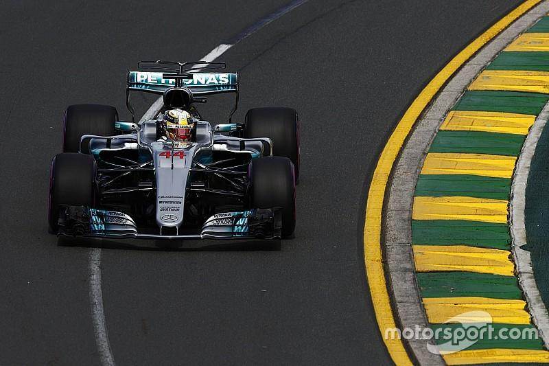 Гран Прі Австралії: Хемілтон залишає всіх позаду у другій практиці
