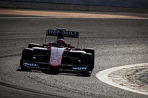 GP3 Reporte de calificación Pole de Aitken en la primera carrera de la temporada de la GP3