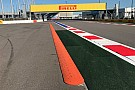 Formula 1 Speed bumps added to Turn 2 at Sochi