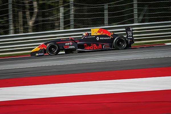 Formule Renault Nieuws Verschoor: