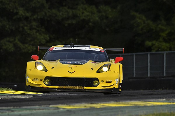 Malchance pour BMW, victoire pour Corvette