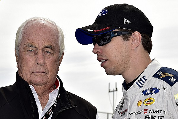 NASCAR Cup Breaking news Roger Penske's NASCAR drivers react to his Hall election