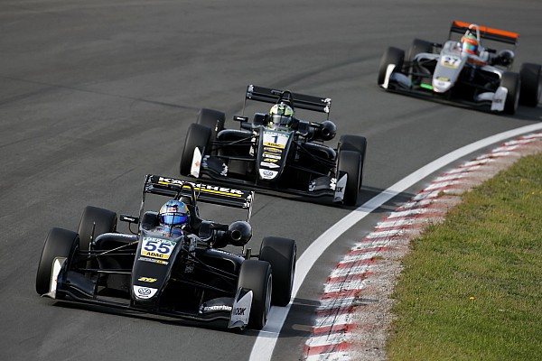 F3 Europe Breaking news New-look F3 class for 2019 will be single-make, FIA confirms