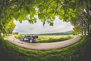 WRC Resumen de la fase Tanak manda en Alemania con Ogier y Neuville limitando daños