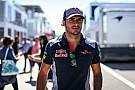 Para Sainz fue difícil ver a los jefes de Red Bull contra él