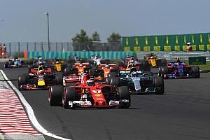 凯利:F1可能通过统一赛车部件降低预算