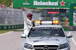 Formula 1 Commento Hamilton: una pole che fa la storia andando oltre i numeri