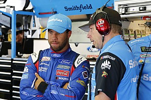 NASCAR Cup Breaking news RPM crew chief believes Darrell Wallace Jr. is ready for Cup