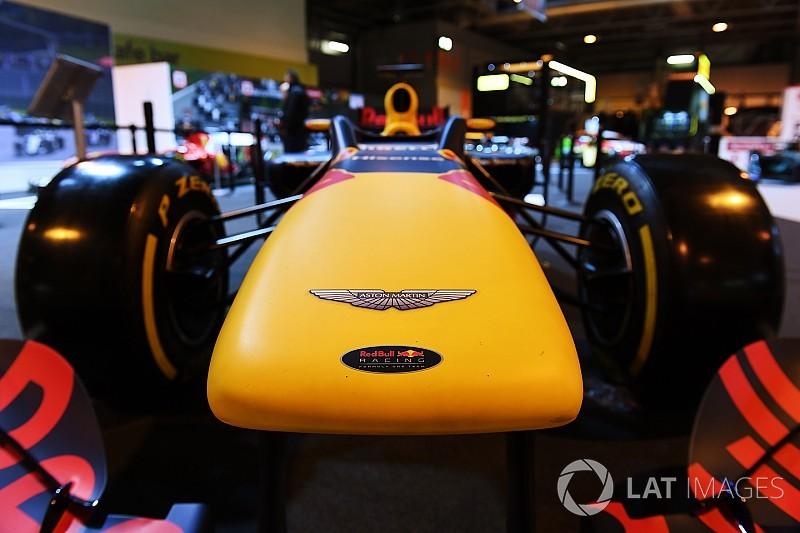 Aston Martin стане титульним спонсором Red Bull у 2018-му