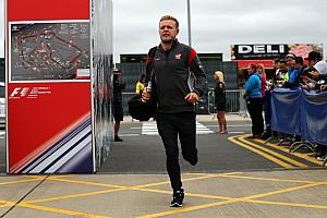 Formula 1 Son dakika Magnussen: Haas'ın hedefi yedincilik