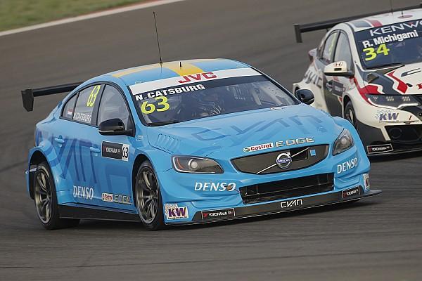 WTCC Nicky Catsburg y su Volvo S60, pole en el WTCC de Argentina