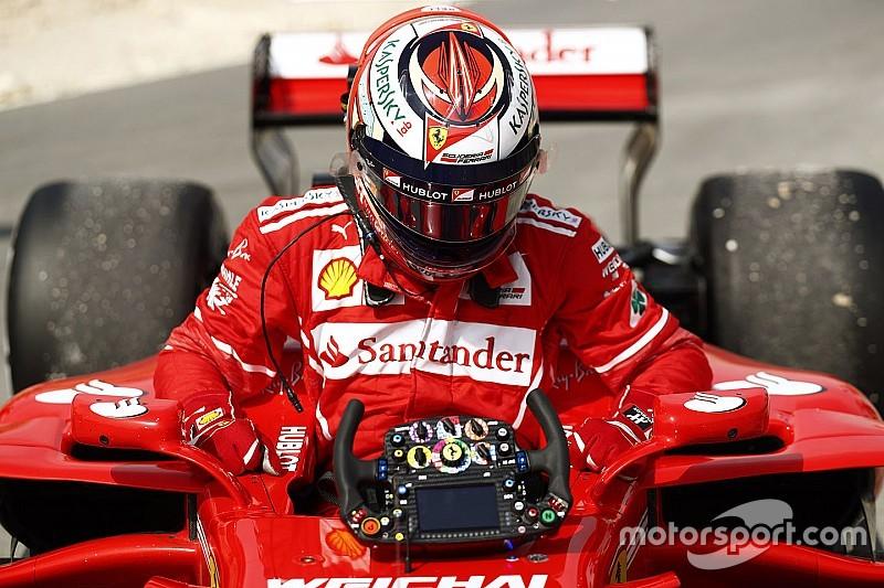 """Räikkönen : """"Un résultat loin de ce que je voulais"""""""
