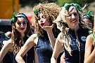 Las chicas de la Parrilla en la F1