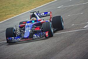 Toro Rosso STR12: новая машина Даниила Квята во всех деталях