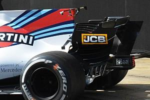 Formula 1 Analisi Williams: doppio spoiler in fondo alla pinna della FW40