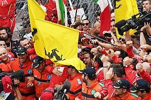 Forma-1 BRÉKING A Ferrari szerint Vettel nagyon megérdemelte a monacói győzelmet