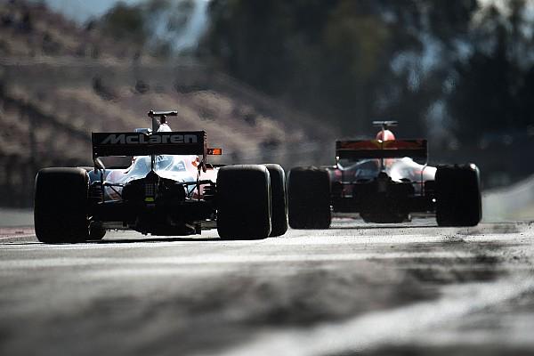 F1 速報ニュース 【F1】ホンダを警戒するルノー「いまだに脅威。安全だと思っていない」