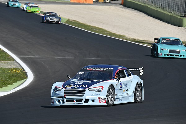 Mitjet Italian Series Gara Davide Di Benedetto vince a Vallelunga, Valsecchi chiude secondo