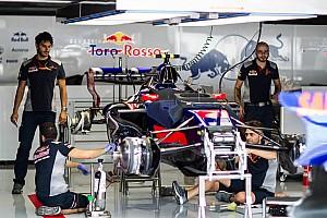 Forma-1 BRÉKING Hivatalos: Honda-motorra vált a Toro Rosso!