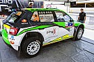 Benito Guerra al Rally di Germania con il team Motorsport Italia