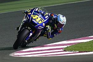 MotoGP Réactions Rossi s'est enfin autorisé à chercher la limite